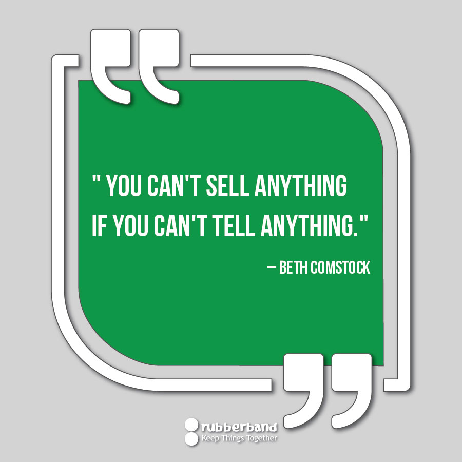 Tell to Sell